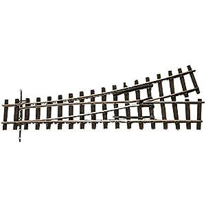 Desconocido Vías para modelismo ferroviario 85641 H0e - 1:87 (Gleis 1:160)
