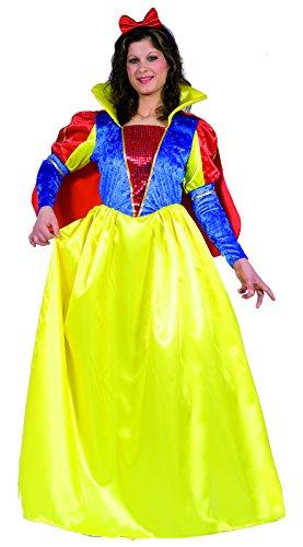 Ciao fiori paolo 25893.s - biancaneve costume donna adulto, taglia s