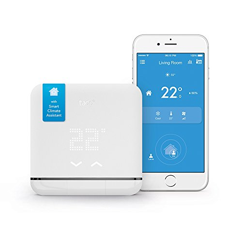 tado° Smart AC Control V2 - Smart Climate Assistant for Your Air Conditioner, Wi-Fi, Compatible with Alexa, Google Assistant & IFTTT