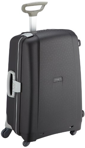 Samsonite Aeris Spinner 68/25 Koffer, 68cm, 65 L, Black (25 Spinner)