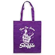 Time For Some Skiffle Jazz Folk Music Love Tote Bag
