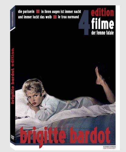 Bild von Brigitte Bardot Edition (4 DVDs)