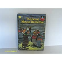 The Great Mouse Detective (Disney's Wonderful World of Reading)