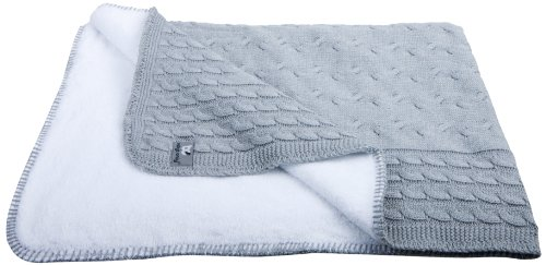 Baby's Only 811022 Baby Decke, grau