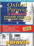 Image de Oxford Paravia. Il dizionario. Inglese-italiano it