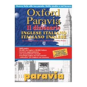 Oxford Paravia. Il dizionario. Inglese-italiano it