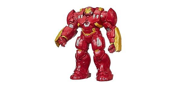 WXFQX Marvel Avengers Ton und Licht Avengers Ultron Interactive Hulk Buster Spielzeug-Modell Geschenke f/ür Kinder