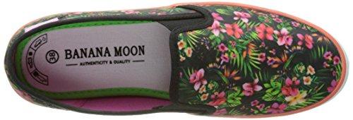 Banana Moon Sandburg, Baskets mode femme Multicolore (Sho91)