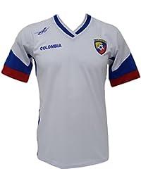 Colombia Soccer Camiseta del Nueva Copa América 2016 diseño exclusivo