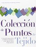 Colección De Puntos De Tejidos