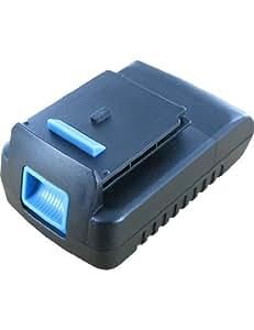 Batterie pour BLACK ET DECKER HP148F4L, 14.4V, 1500mAh, Li-ion
