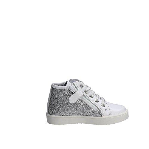Ciao Bimbi 2238.30 Sneakers Mädchen Weiss/Silber