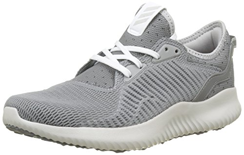 adidas Damen Alphabounce Lux Laufschuhe, Grau (Grey Three/Grey Two/Footwear White), 39 1/3 EU (White Lux Schuhe)