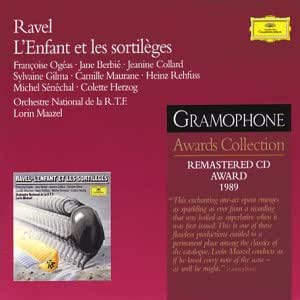 Ravel:L'enfant & Sortileges