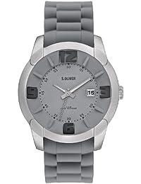 s.Oliver Herren-Armbanduhr Quarz Analog SO-2213-PQ