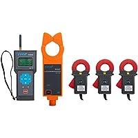 3Canales Radio Relación de corriente Tester secundario de alto voltaje corriente Online de medición etcr 9500C
