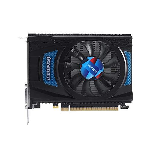 Grborn RX550-4G Tarjetas gráficas D5 Memoria Radeon