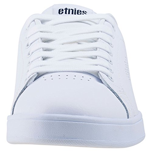 Etnies Herren Callicut Ls Sneaker, Blu Navy Bianco Gomma / Bianco
