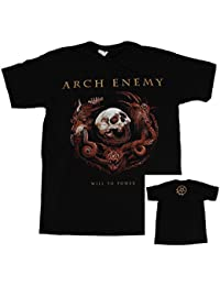 Arch Enemy, T-Shirt, Will To Power