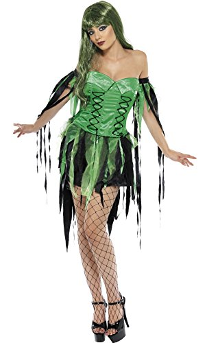 Smiffy's - SMIFFYS Naughty Fairy Witch Costume