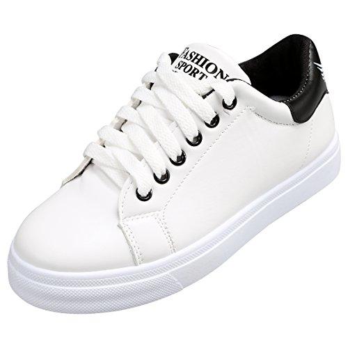 Kivors Sneaker Donna Donna Sportive Outdoor Scarpe da Ginnastica Basse ... 5302c4a37fa