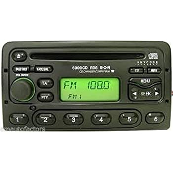 ford radio ford 6000 cd player car motorbike. Black Bedroom Furniture Sets. Home Design Ideas