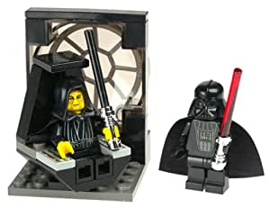 LEGO Star Wars: Final Duel 1 I Darth Vader Et Empereur Palpatine Jeu De Construction 7200