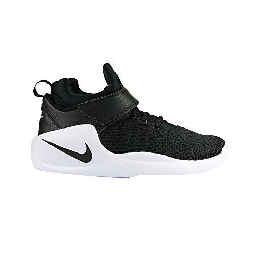 Nike Jungen Kwazi (GS) Basketball Turnschuhe, Schwarz / Schwarz-Weiß, 37.5 EU