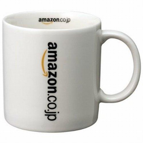 【Amazon.co.jp限定】Amazonオリジナルマグカップ白