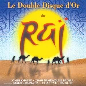 Le Double Disque D'Or Du Rai [Import allemand]