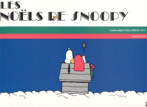 Peanuts - Noël de Snoopy