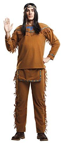My Other Me Herren Kostüm Indianer (viving Costumes) -
