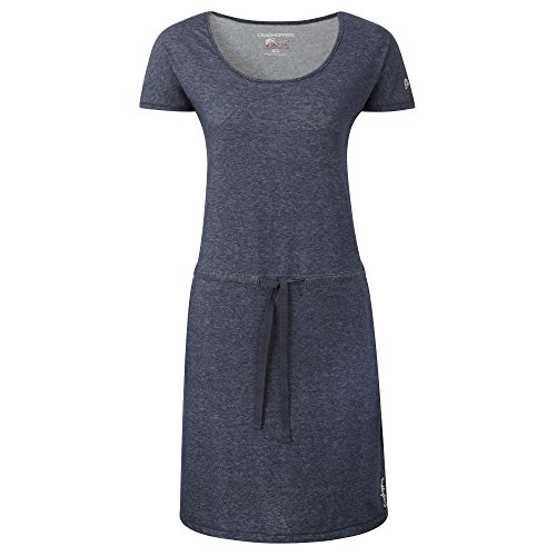 Craghoppers Damen Jerseykleid blau 38