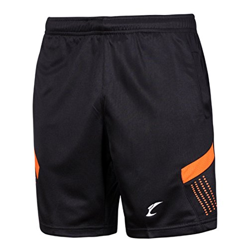 Men's Professional Running Shorts Orange