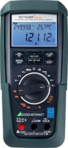 Preisvergleich Produktbild GMC-I Messtechnik TRMS System Multimeter METRAHIT ULTRA Multimeter 4012932123579