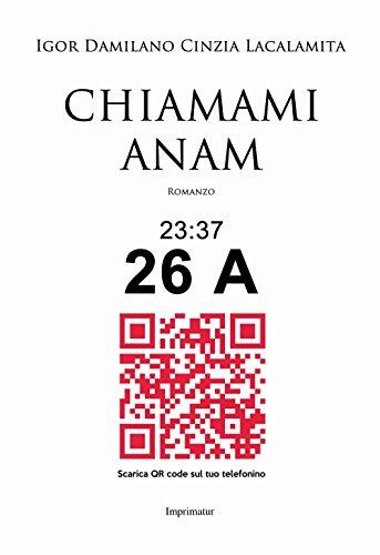 Chiamami Anam Chiamami Anam 41VRJUmXrQL