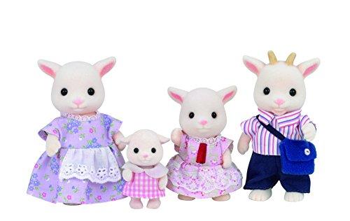 Sylvanian Families - 5185 - Mini-poupée - Famille Chèvre 0784311903242