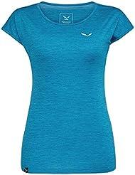 SALEWA Puez Melange Dry W S/S, T-Shirt Donna