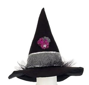 Souza for Kids 235 - Disfraz de bruja hechicera para niña (3 años)