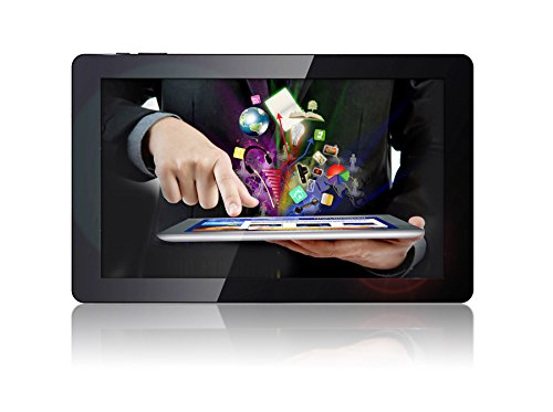 "Price comparison product image 10.6"" Fusion5 108 FHD Octa Core Android 7.1 Nougat Tablet PC - 2GB RAM - 16GB Storage - Bluetooth 4.0 - 1920*1080 FHD IPS Screen - 7200mAh battery - 2MP front and 5MP rear camera, AutoFocus"