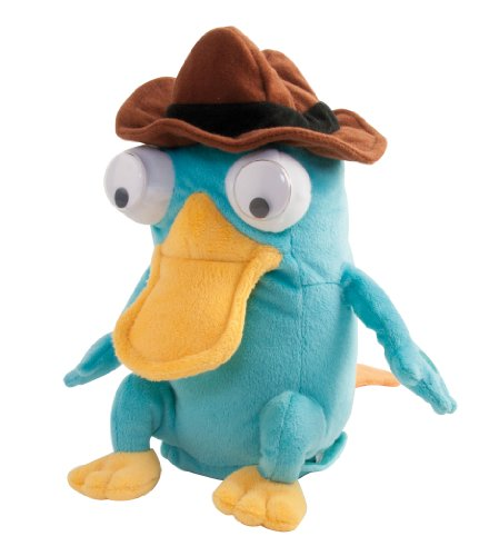 Disney Phineas & Ferb 460065�Smiling Perry