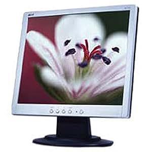 Acer ET.L170A.275 Ecran LCD 17 pouces AL1715S 12MS Argent