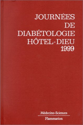 journes-annuelles-de-diabtologie-de-l-39-htel-dieu-27-28-et-29-mai-199