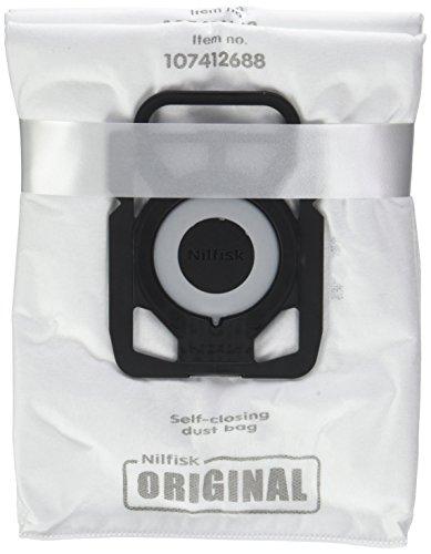 Nilfisk 1470286500 4 sacs Aspirateur Hygien Extreme X100 X 150