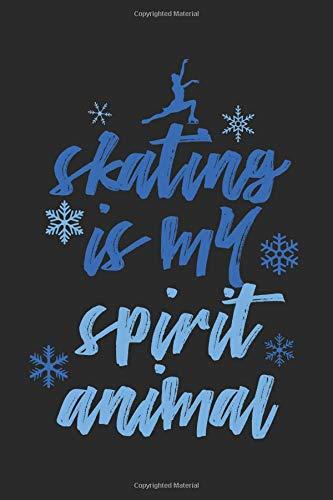 Figure Skating Journal: Figure Skater Journal, 240 pages lined notebook for Figure Skaters por Jingle Journals