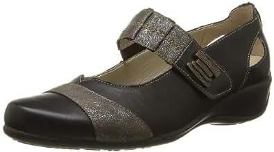 Remonte R9804 01, Chaussures de ville femme - Noir (Noir Combiné), 38 EU (5 UK) (7 US)