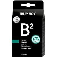 Billy Boy B² extra groß XXL Kondome transparent, 2er Pack (2 x 6 Stück) preisvergleich bei billige-tabletten.eu