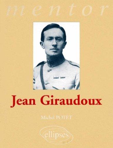 Jean Giraudoux par Michel Potet