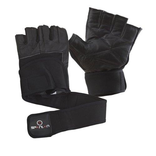 Spartan Erwachsene Fitnesshandschuhe Pro Stabilizer, Black, XXL, 253005 Preisvergleich