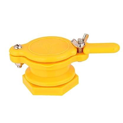 MagiDeal Beekeeping Tool Honey Bottling Hive Gate Valve Extractor Tap Seal 4